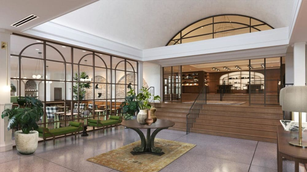 New Hotel Concept Coming To Charleston May 2020