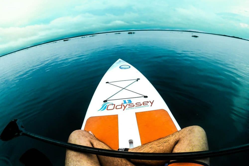Buying A Stand-Up Paddle (SUP) Board For Beginners