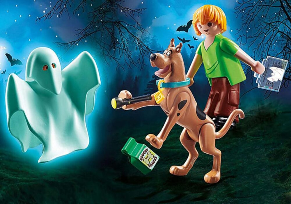 Time to Solve Some Mysteries With The Brand New PLAYMOBIL's SCOOBY-DOO! Line