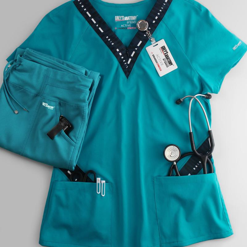 How To Look Good In Your Nursing Scrubs