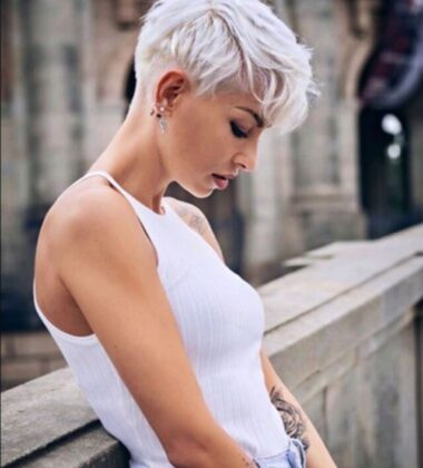 Enhance Your Face With Well-Chosen And Trendy Short Hairstyles