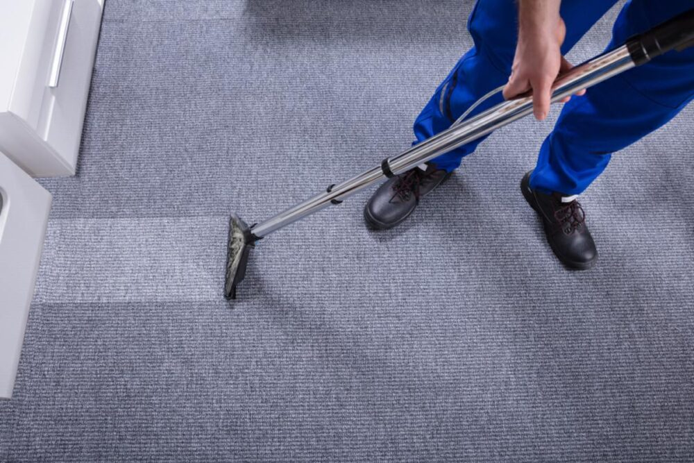 What Is The Best Way To Clean A Carpet