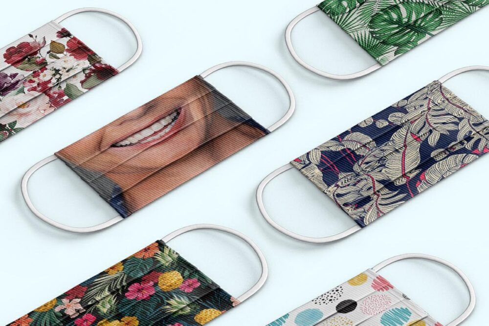Get Your Custom Face Mask With A Personalized Touch