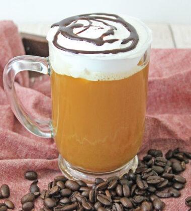 Keto Mocha Coffee
