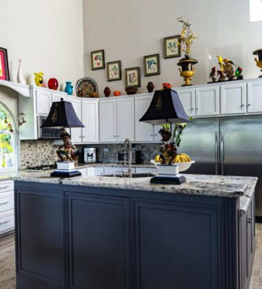 How To Child-Proof Your Cabinets