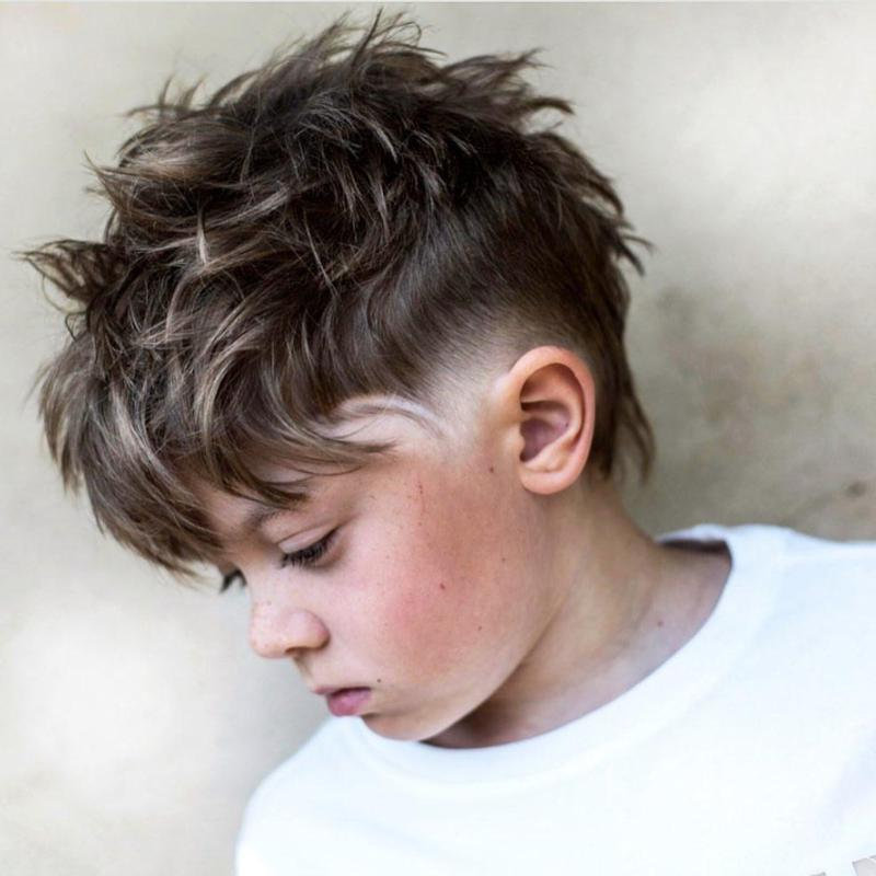 Trending Boys Haircuts For Kids & Teens Who Want To Stand Out In The Crowd