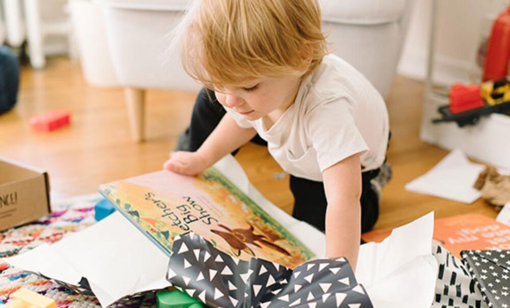 Bond With Your Little Ones With One Book At A Time