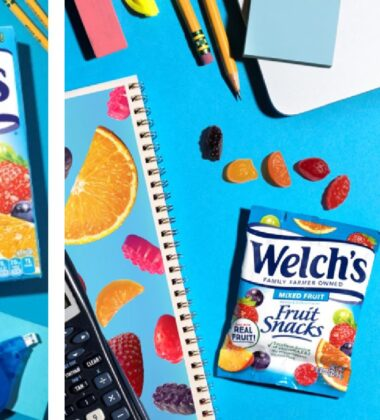 Back To School With America's Favorite Snacking Brand