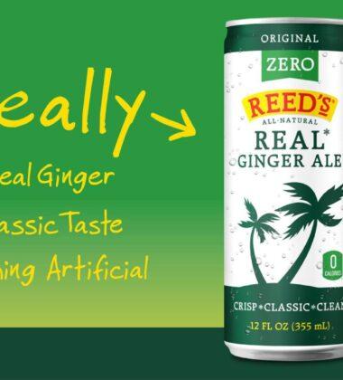 Enjoy The Taste Of Refreshing All-Natural Ginger Ale