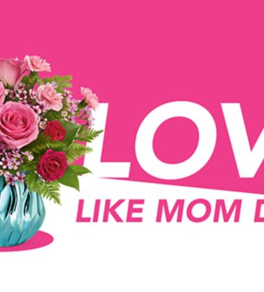 """Teleflora Is Thanking Moms For Making The """"New Normal"""" More Normal"""