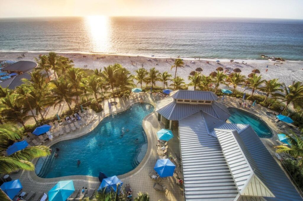 Get Ready For The Reopening Of The Naples Beach Hotel & Golf Club In Southwest Florida