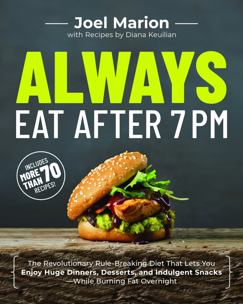 Why I Have Decided To Follow Always Eat After 7 PM And Author Interview