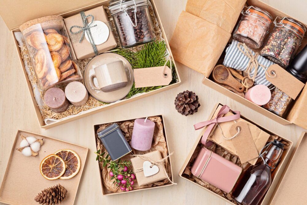 Gift Baskets - 8 Amazing Gift Ideas For New Moms