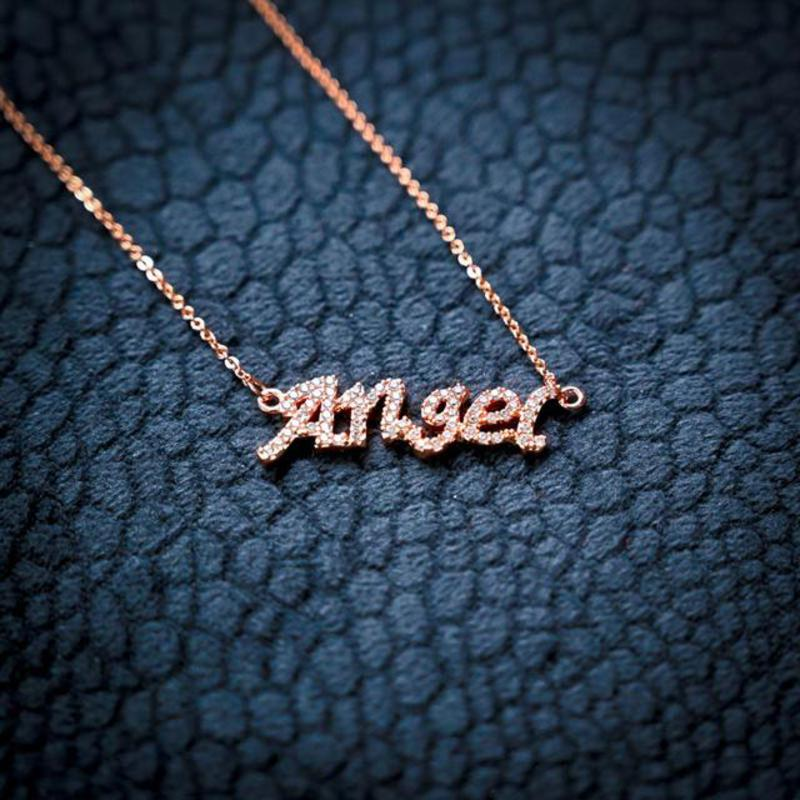 Buy Best Quality Custom Name Necklaces Online