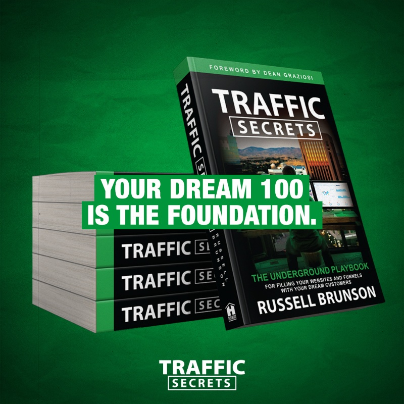 Grow Your Traffic With Russell Brunson Web Traffic Secrets