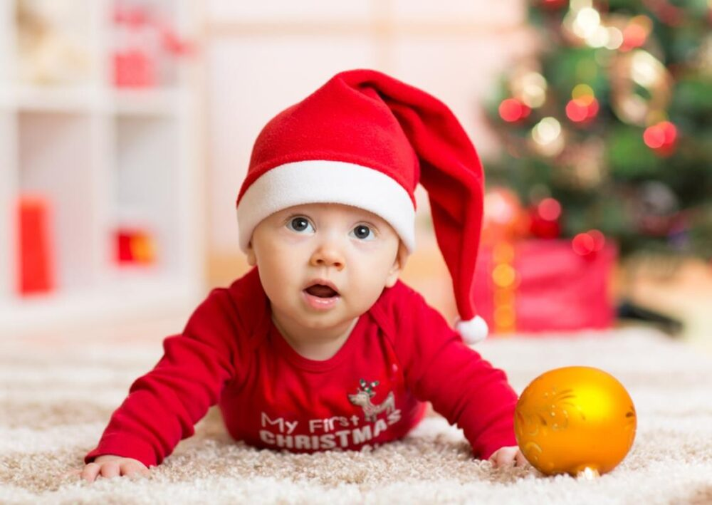 10 Adorable Gift Ideas For Baby's First Christmas