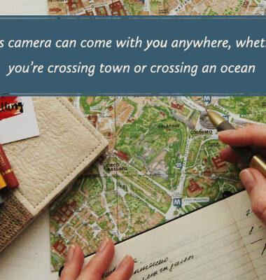 camera for travel