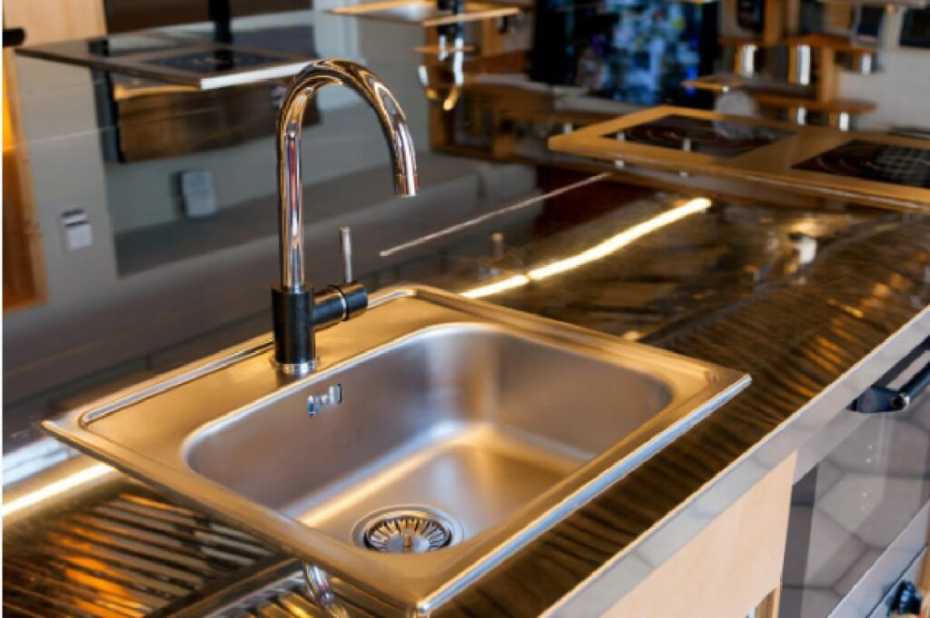 Kitchen Sink Not Draining Here Are 5 Easy Ways To Unclog It