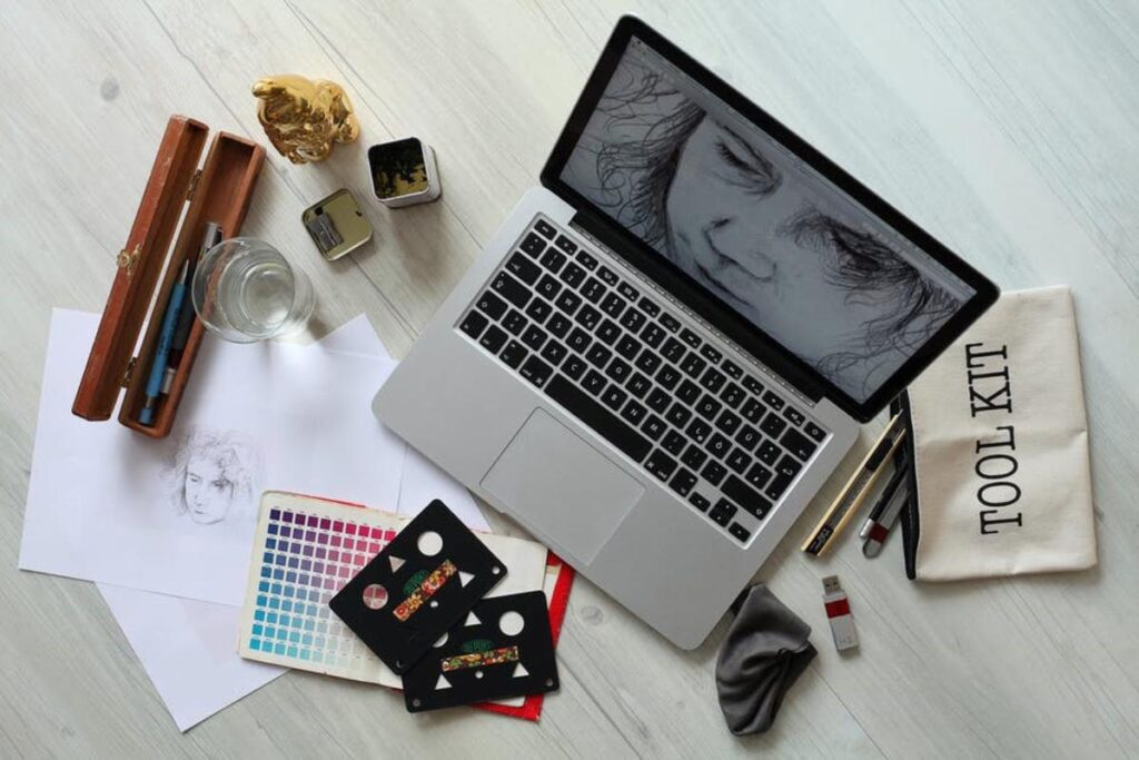 All About Art: How To Draw On Your Screen With A Mac