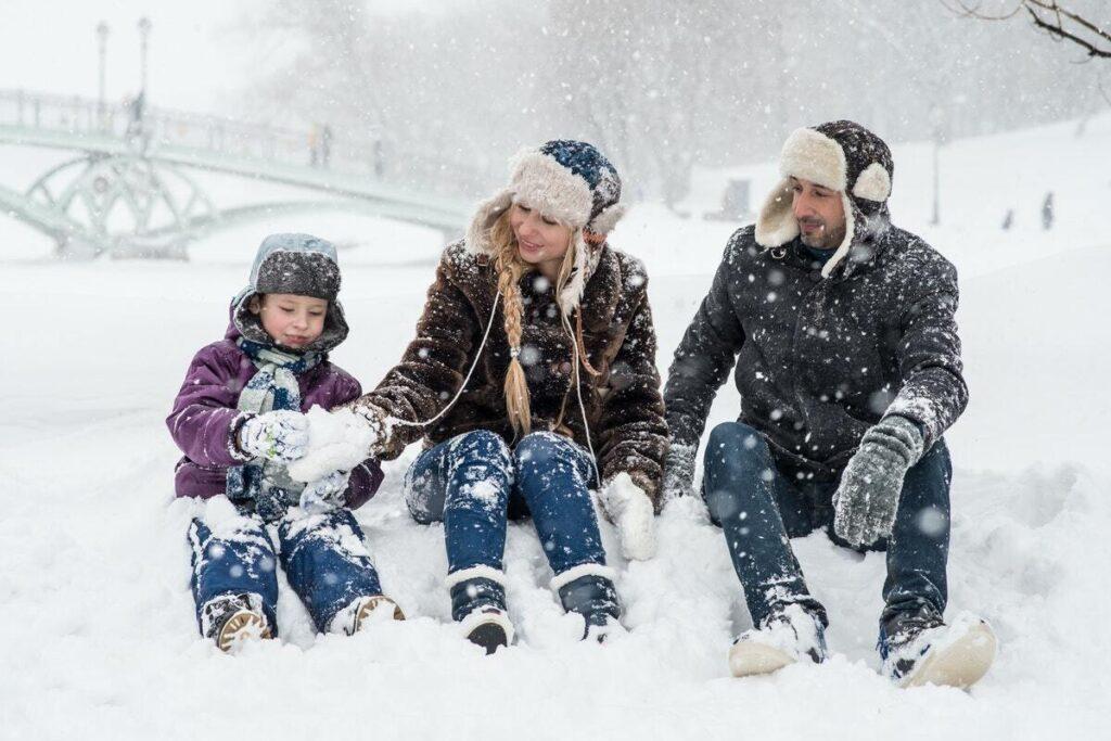 Ten Winter Look Ideas For Your Baby