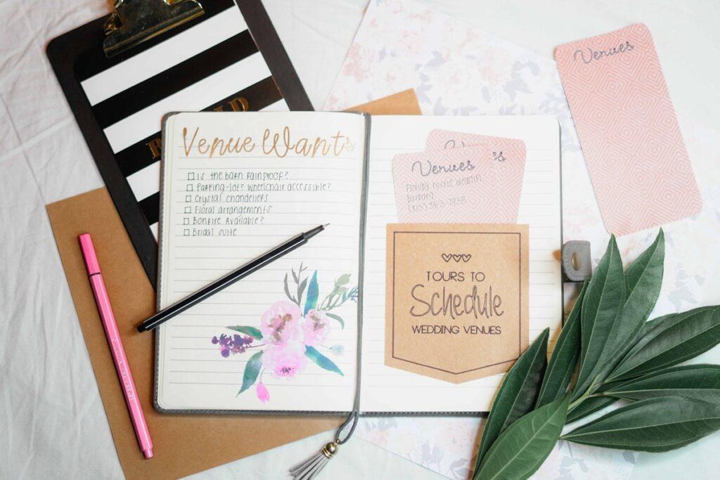 Planning A Dream Wedding on a Tight Budget