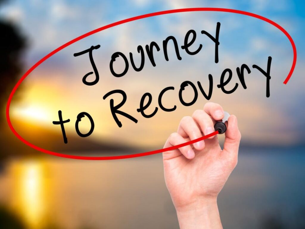 It's Never Too Late: Your Guide To The 5 Stages Of Recovery