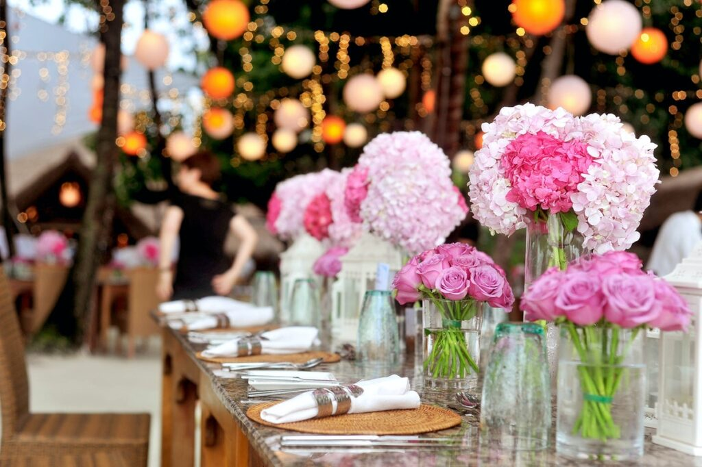 3 Things That Your Guests Will Actually Appreciate At Your Wedding