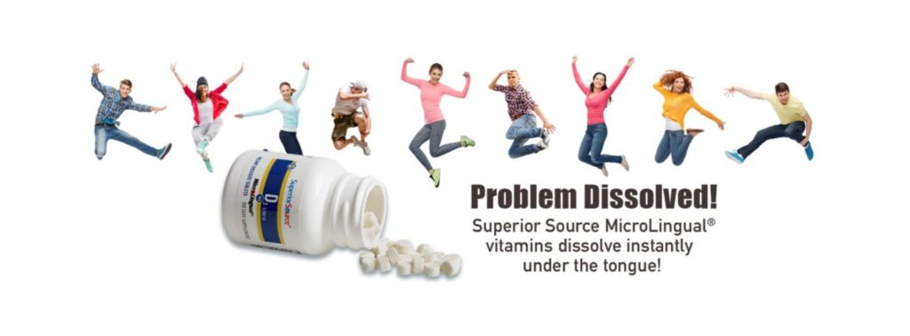 Stay Healthy With Superior Source Vitamins