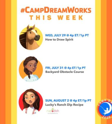 It's Not Too Late To Take Part In Camp Dreamworks