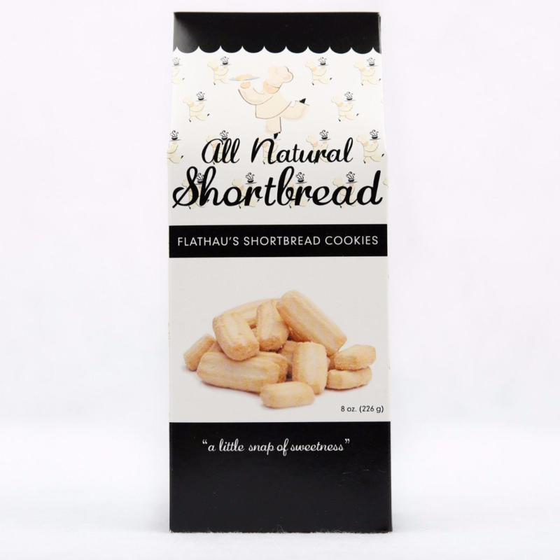 Who's Ready For Some Flavorful Shortbread Goodness