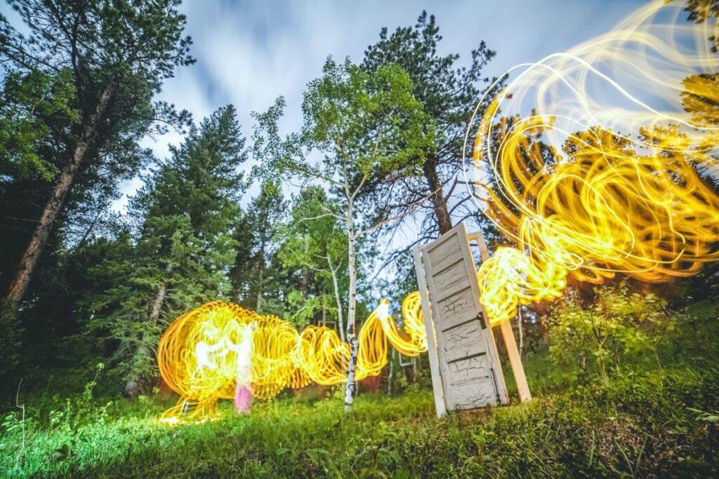 Outdoor Immersive Art Park Opening In Denver's Backyard