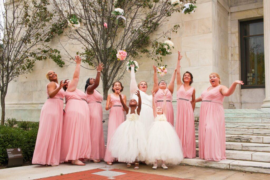 Junior Bridesmaids: How To Make Them Feel Special