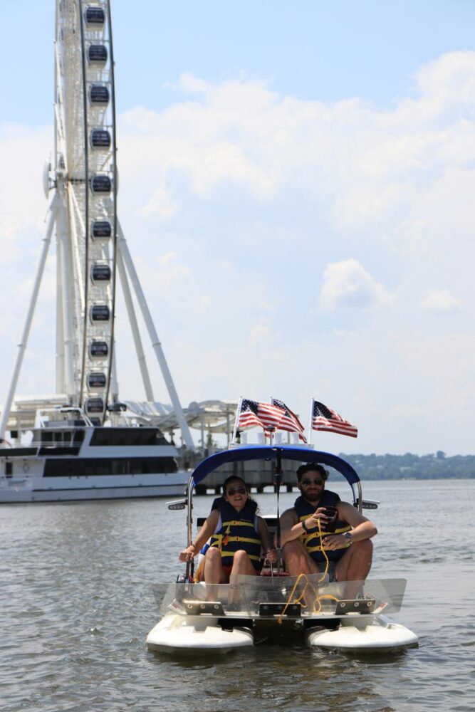 Summer Fun On And Around The Water At National Harbor