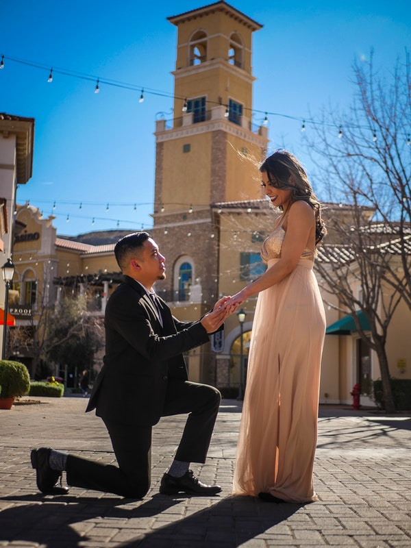 Surprise Your Partner With An Epic New Year Proposal