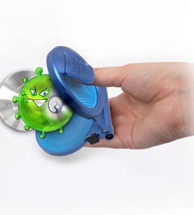 A Gadget to Decrease Germ Contact