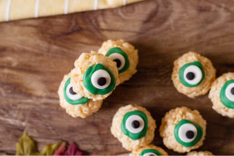 Dessert eyeballs