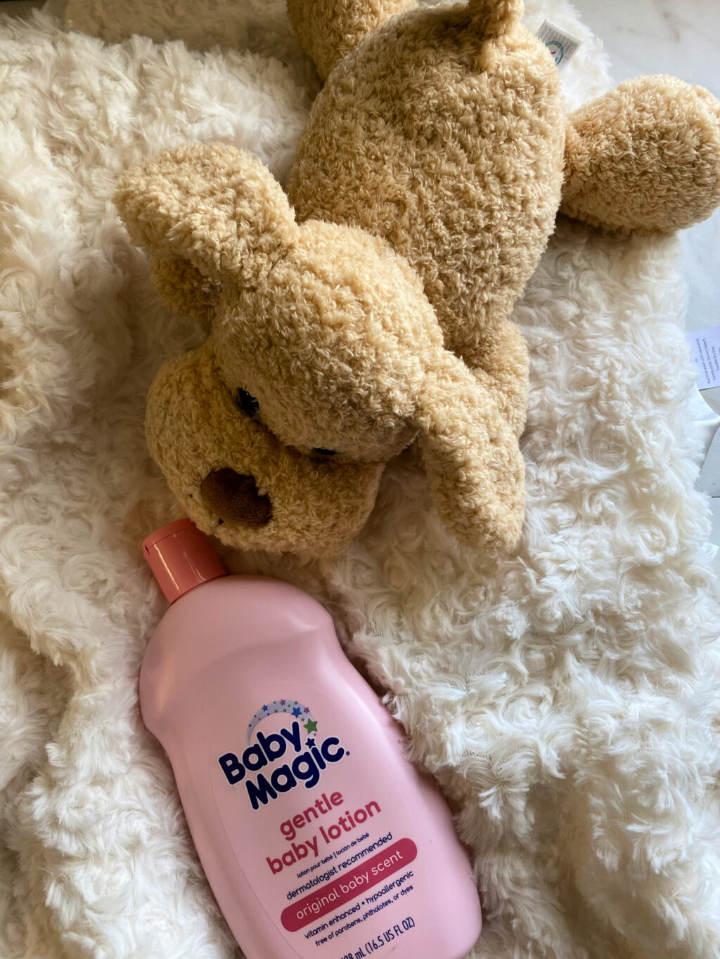 Tackle Delicate Skin With A Little Bit Of Baby Magic