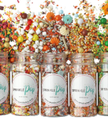 Make A Pop In The Kitchen With Sprinkle Mixes