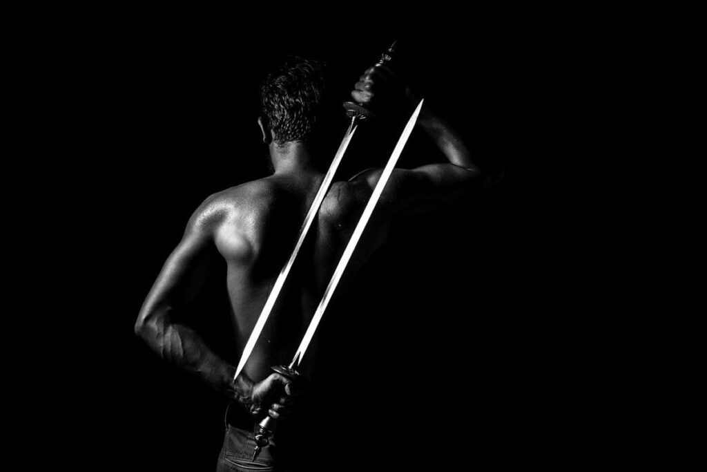 The History Of Ninja Swords And Other Need-To-Knows