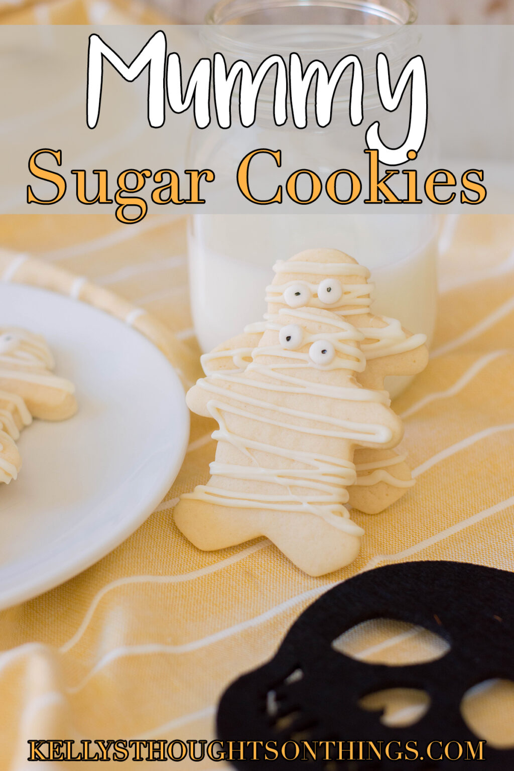 MUMMY SUGAR COOKIE