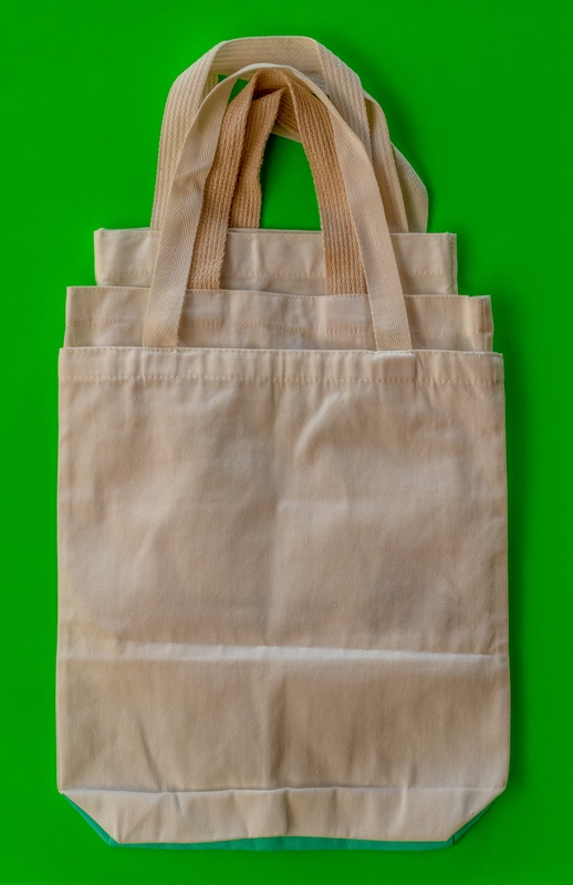 How To Find Organic & Trade Free Calico Bags
