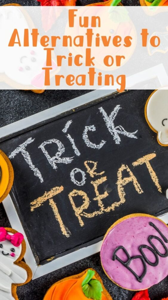 Fun Alternative's To Trick or Treating