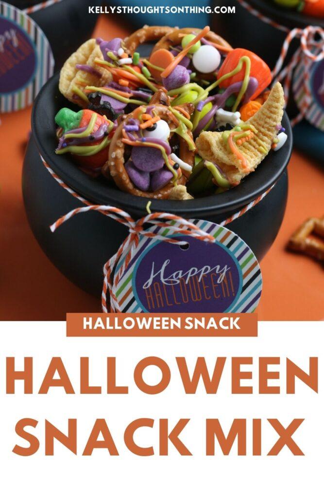 Halloween Snack Mix