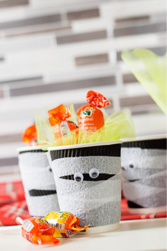Candy Cups DIY