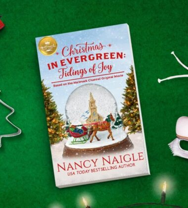 "Hallmark Publishing Presents ""Christmas in Evergreen: Tidings of Joy"" out Nov. 3rd!"