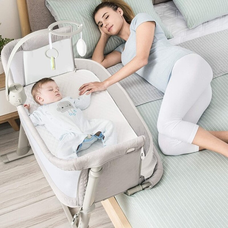 How To Get A Newborn To Sleep In A Bassinet?