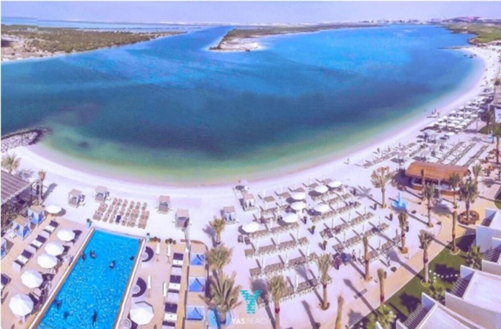 5 Most Stunning Beaches In Abu Dhabi