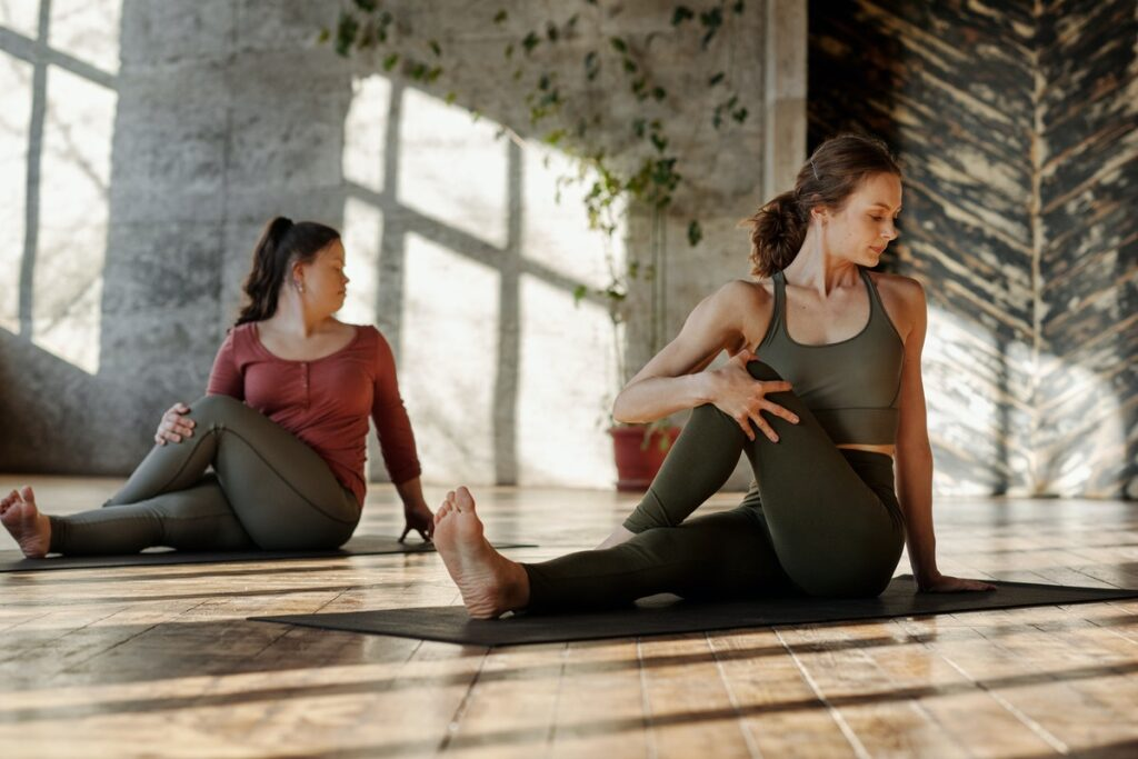 7 Exercises You Can Do in a Tiny Home