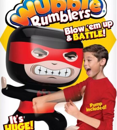 Are You Ready To Wubble With The Wubble Family