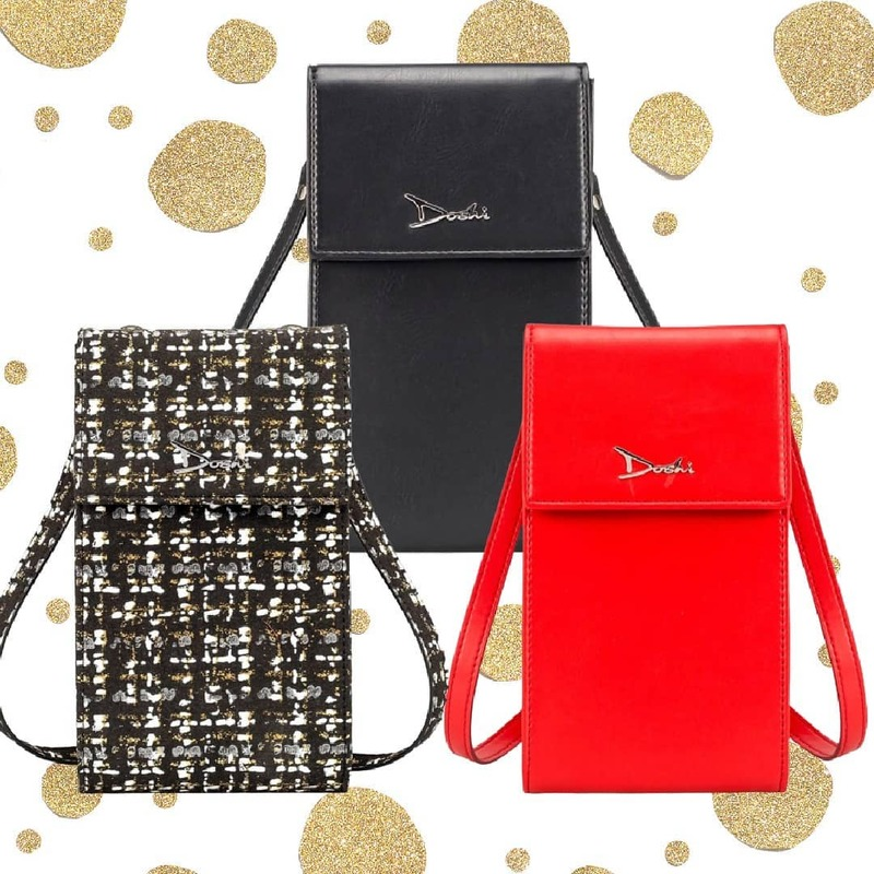 Prepare For The Holidays With Luxury Vegan Leather Accessories